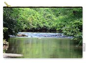 Upper Creek Reflections Carry-all Pouch