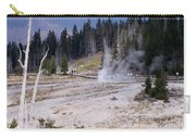 Upper Geyser Basin Carry-all Pouch