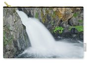 Upper Mccloud Falls 2 Carry-all Pouch
