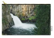 Upper Mccloud Falls Carry-all Pouch
