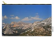 Upper Yosemite Panorama Carry-all Pouch