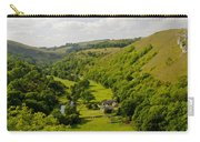 Upperdale From Monsal Head Carry-all Pouch