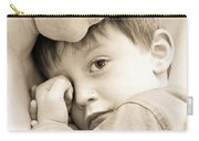 Upset Child Carry-all Pouch by Tom Gowanlock