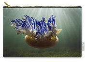 Upside-down Jellyfish Cassiopea Sp Carry-all Pouch