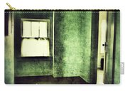 Upstairs Hallway In Old House Carry-all Pouch by Jill Battaglia