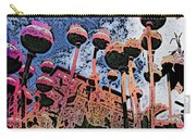 Urban Poppy Carry-all Pouch