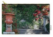Urn And Steps At A Villa On Lake Como Carry-all Pouch