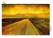 Us 50 - The Loneliest Road In America Carry-all Pouch