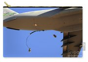 U.s Air Force Airmen Parachute Carry-all Pouch
