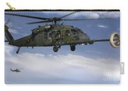 U.s. Air Force Hh-60 Pave Hawks Conduct Carry-all Pouch