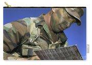 U.s. Air Force Lieutenant Reviews Carry-all Pouch