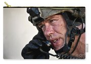 U.s. Air Force Sergeant Calls Carry-all Pouch