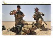 U.s. Air Force Soldiers Gather Carry-all Pouch