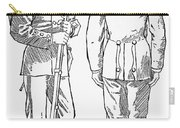 U.s. Army: Fatigues, 1882 Carry-all Pouch by Granger