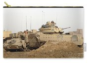 U.s. Army M2 Bradley Infantry Fighting Carry-all Pouch