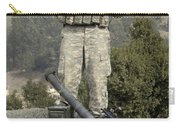 U.s. Army Soldier Gets Information Carry-all Pouch