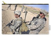 U.s. Army Soldiers Call In An Update Carry-all Pouch