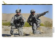 U.s. Army Soldiers Familiarize Carry-all Pouch