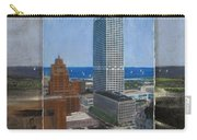 Us Bank Lake Michigan Layered Carry-all Pouch