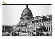 U.s. Capitol, 1884 Carry-all Pouch