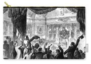 U.s. Congress: House, 1856 Carry-all Pouch