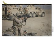 U.s. Marine Fires A G36k Carbine Carry-all Pouch
