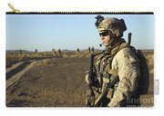 U.s. Marine Posts Security Carry-all Pouch