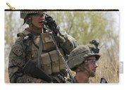 U.s. Marines Communicate Carry-all Pouch