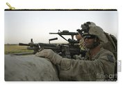 U.s. Marines Observe The Movement Carry-all Pouch by Stocktrek Images
