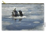 U.s. Navy Diver Signals He Is Okay Carry-all Pouch