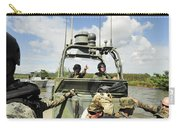 U.s. Navy Riverine Squadron Carry-all Pouch