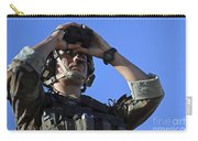 U.s. Special Operations Soldier Looks Carry-all Pouch