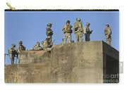 U.s. Special Operations Soldiers Carry-all Pouch
