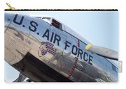Usaf Douglas Dc-3 Transport Aircraft Carry-all Pouch