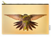 Usaf Hummingbirds Wings Carry-all Pouch