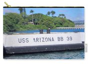 Uss Arizona Bb 39 Marker Carry-all Pouch