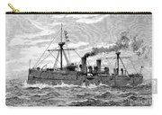 Uss Baltimore, 1890 Carry-all Pouch