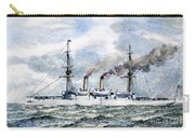 Uss Boston, 1890 Carry-all Pouch