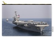 Uss Carl Vinson And Uss Bunker Hill Carry-all Pouch