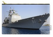 Uss Monterey Arrives Carry-all Pouch