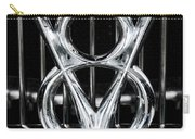 V-8 Car Emblem Carry-all Pouch