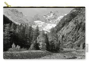 Val Di Cogne In The Italian Alps Carry-all Pouch