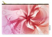 Valentine Flower Carry-all Pouch