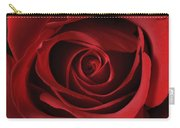 Valentine Rose - Color Carry-all Pouch