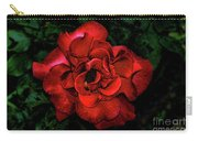 Valentine Rose Carry-all Pouch