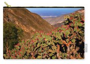 Valle Del Desierto Carry-all Pouch