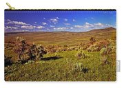 Valley At Fossil Butte Nm Carry-all Pouch