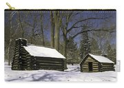 Valley Forge Winter Carry-all Pouch