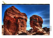 Valley Of Fire Monuments Carry-all Pouch