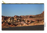 Valley Of Fire Winding Road Carry-all Pouch